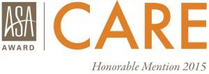 2015 Care Award - Advanced Group