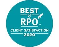 Best of RPO Client Satisfaction 2020
